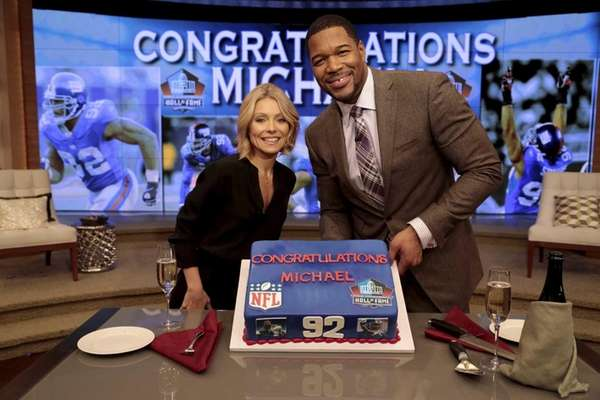 """LIVE with Kelly and Michael,"" co-host Kelly Ripa"