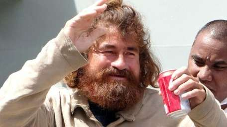 A Mexican castaway who identified himself as Jose