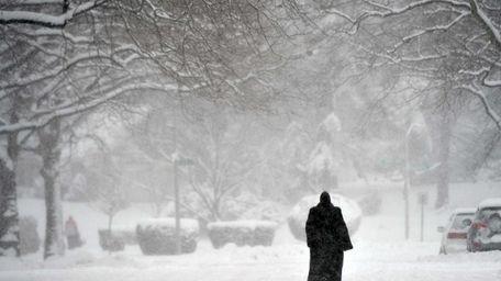 Kathy Maher takes a walk along Newmarket Road