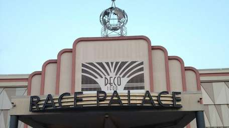 The Race Palace, at 1600 Round Swamp Rd.