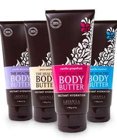 Lavanila's Healthy Body Butter is available for $19