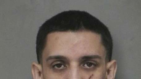 Raymond W. Castro, 29, of Uniondale, was arrested