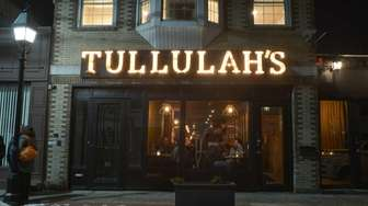 Tullulah's in Bay Shore offers small plates to