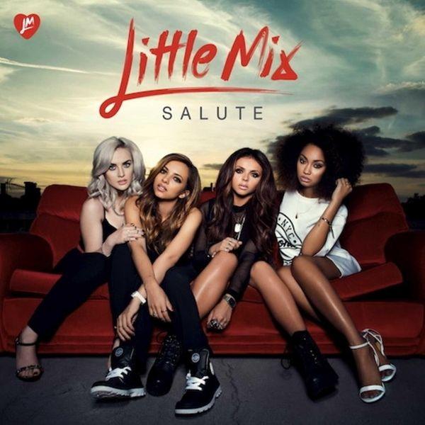 Album / CD art cover for Little Mix's