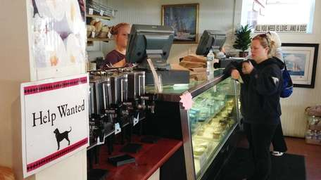 The Black Dog Bakery in Tisbury, Mass. is