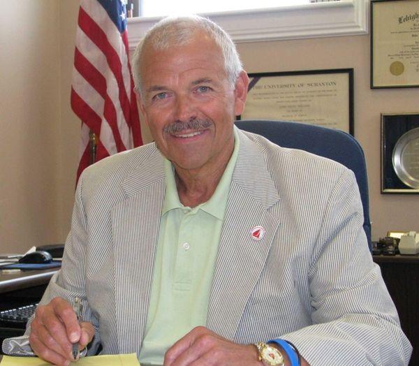 John R. Williams, Amityville schools superintendent, in an