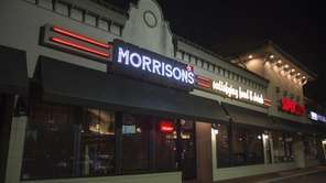 Morrison's in Plainview