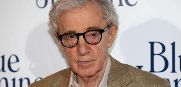 "Woody Allen at a screening of ""Blue Jasmine"""
