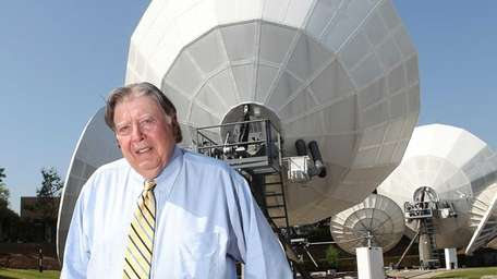 Globecomm Systems Inc. founder and chief executive David