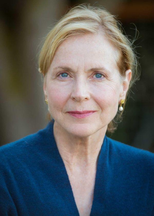 Nancy Horan, author of