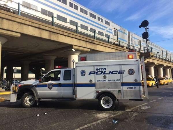 MTA Police at the Long Island Rail Road