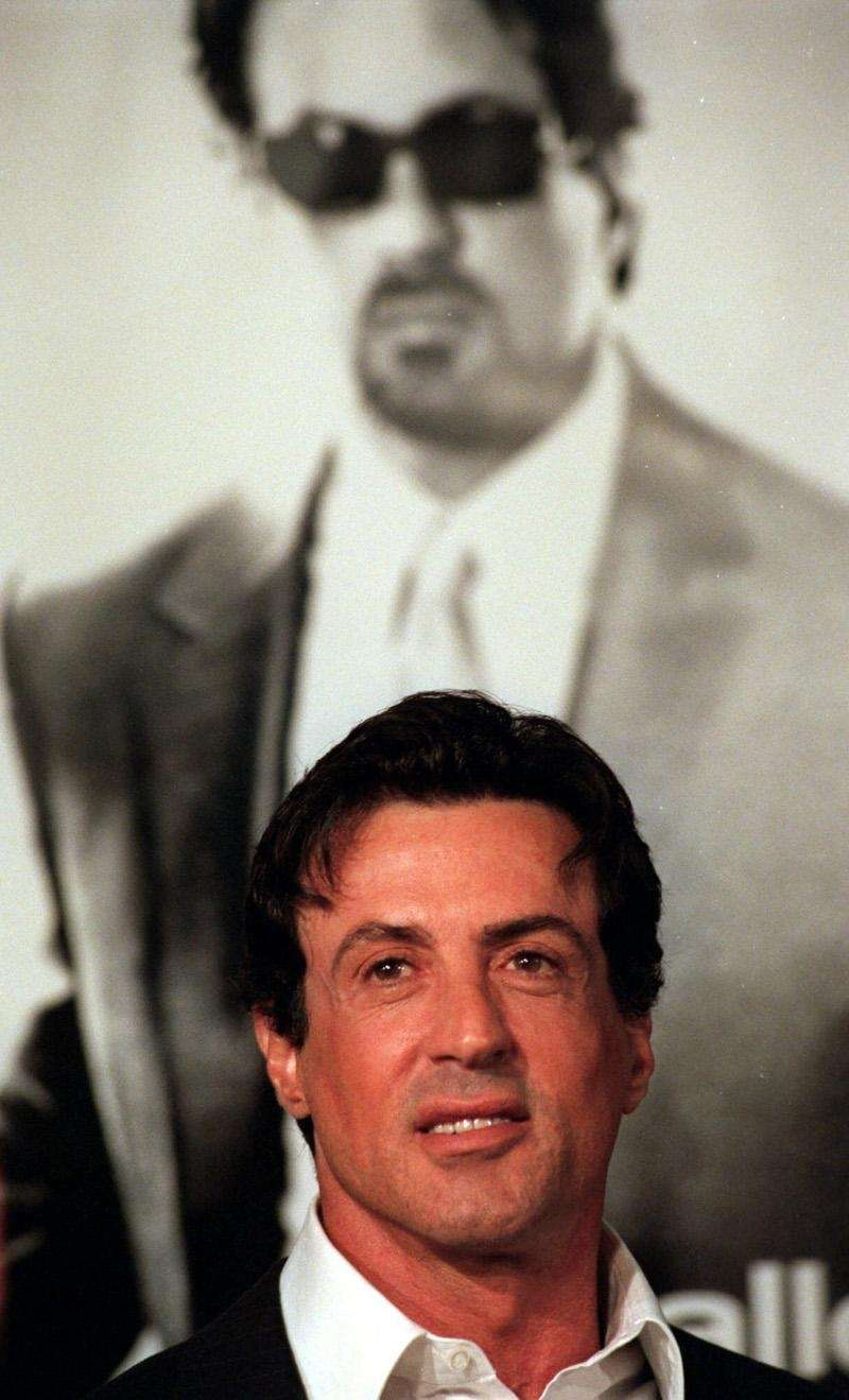 After the ultrahip 1990s, an aging Sylvester Stallone