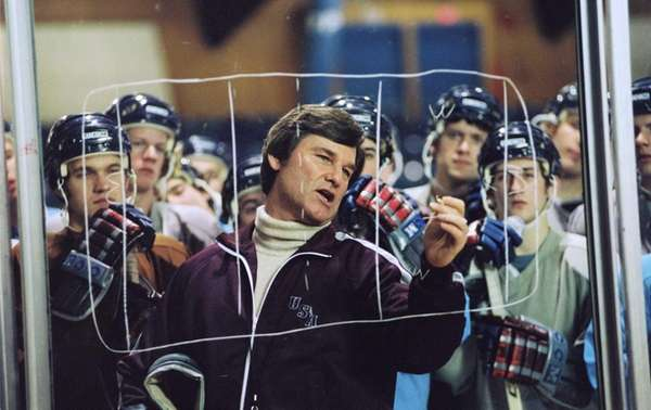 """Miracle"" (2004) -- Kurt Russell was Herb Brooks,"