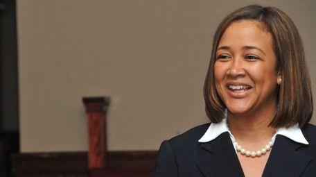 Carmen Piñeyro on Feb. 8, 2014. Piñeyro is