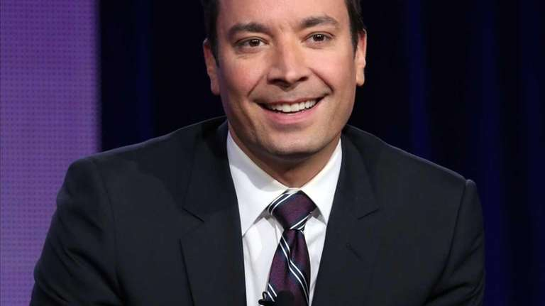 Jimmy Fallon, your new