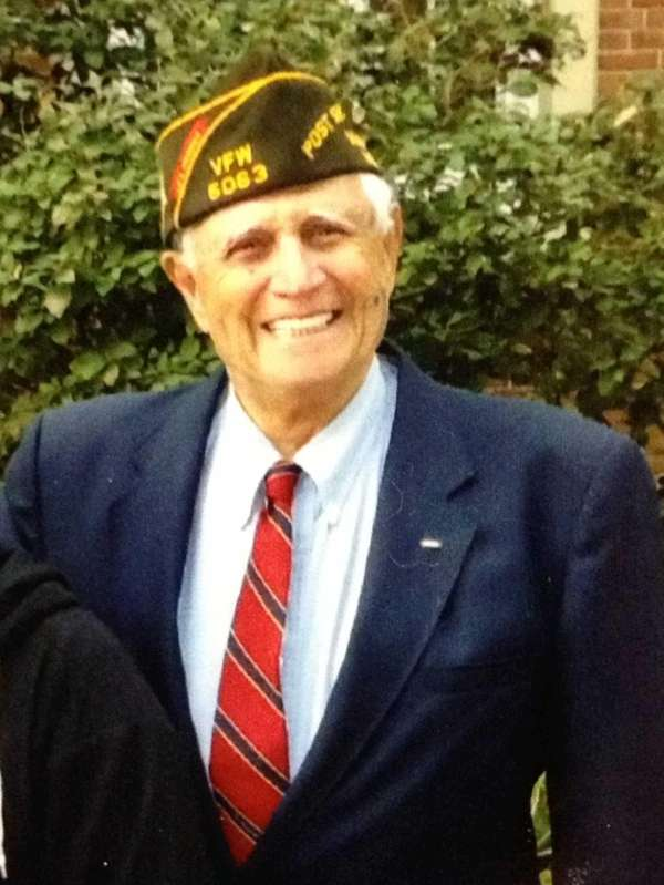Charles G. Derderian, a decorated veteran of the
