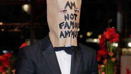 Shia LaBeouf attends 'Nymphomaniac Volume I (long version)'