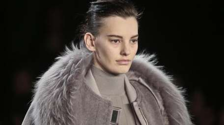 Fashion from the Jason Wu Fall 2014 collection