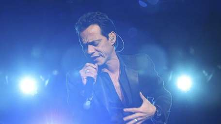 Marc Anthony needs you to know he'll be