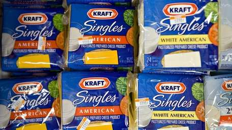 Kraft says it is removing artificial preservatives from