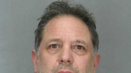 Raymond Hounigringer, 49, who lives at 30 Matinecock