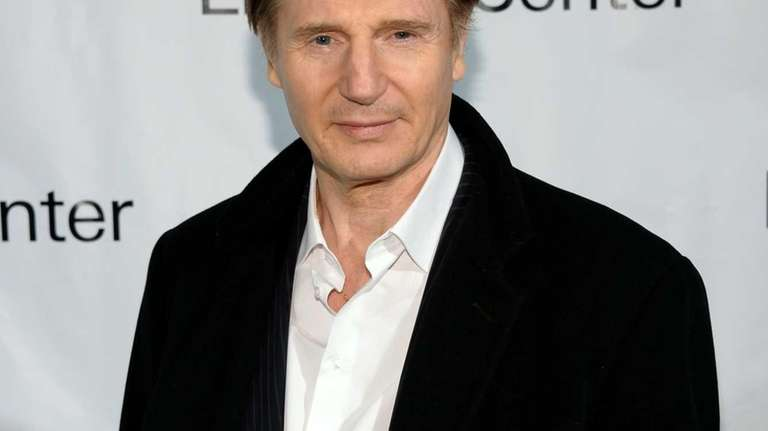Liam Neeson attends the Great American Songbook
