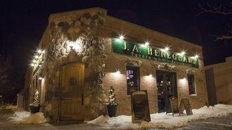 J.A. Heneghan's Tavern is a gastropub restaurant in