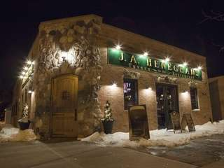 J.A. Heneghan's Tavern is a gastropub restaurant in