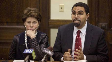 New York State Education Commissioner Dr. John B.