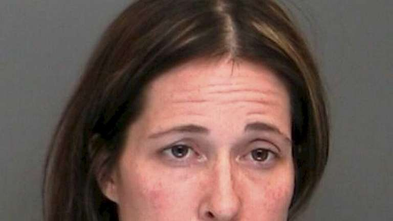 Bonni Blier, 36, of Ronkonkoma, was arrested Tuesday,