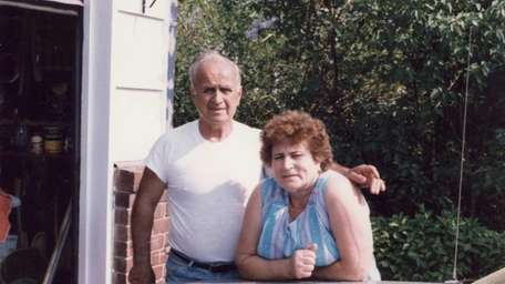 Emma and Eugene Kleemann of Bethpage, seen in