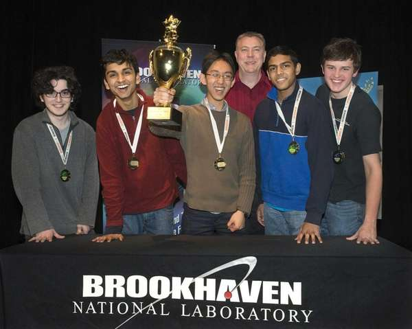 Ward Melville High School took first place in