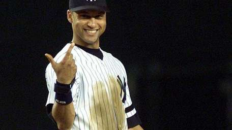 In 2000, Jeter became the first player to