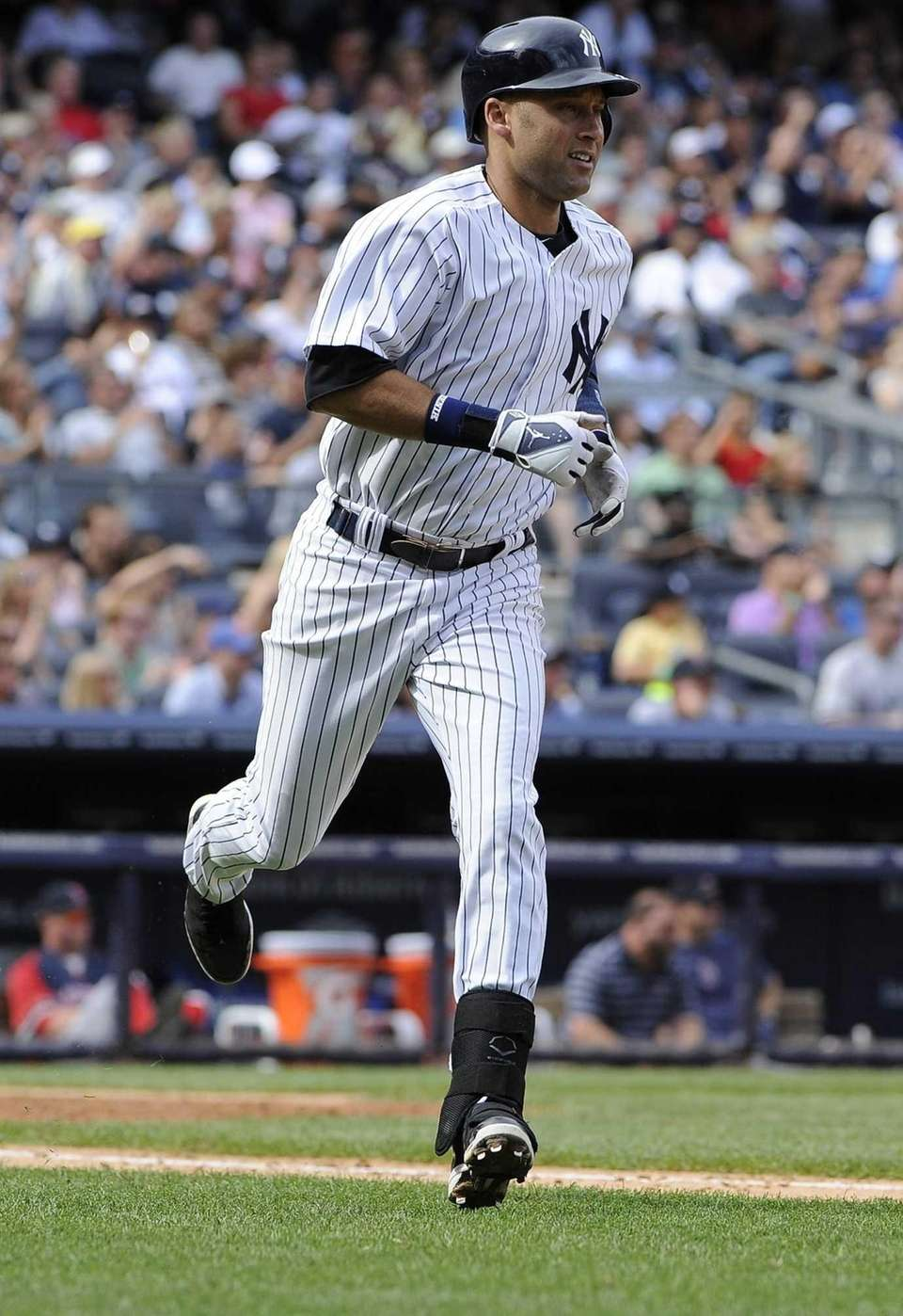 3,316: Derek Jeter's career hits, most among active