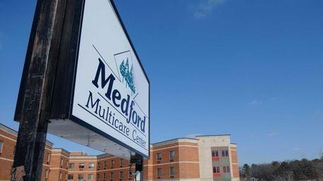 Medford Nursing Facility located at 3115 Horseblock on