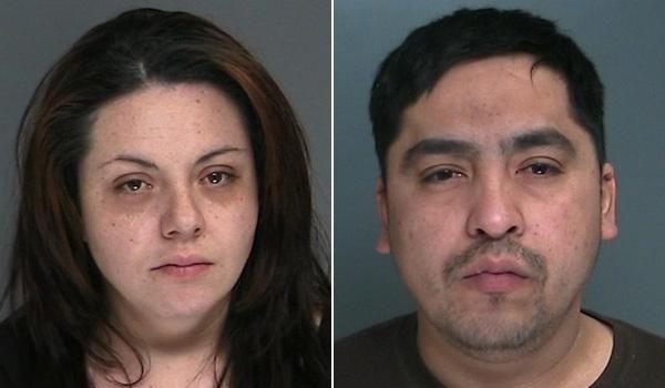 Maria Ayala, left, 31, and Tulio Ayala, 34,