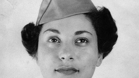 Edith Metz, a World War II veteran who