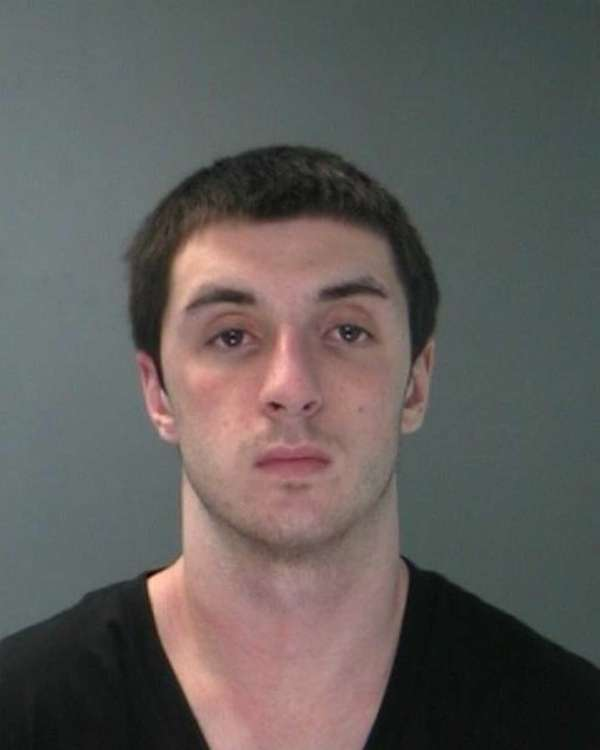 Matthew Donadeo, 20, of Lindenhurst, was arrested Feb.