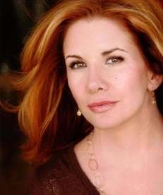 """Little House on the Prairie"" star Melissa Gilbert"