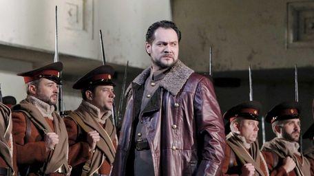 Ildar Abdrazakov as Prince Igor Svyatoslavich in Borodin's
