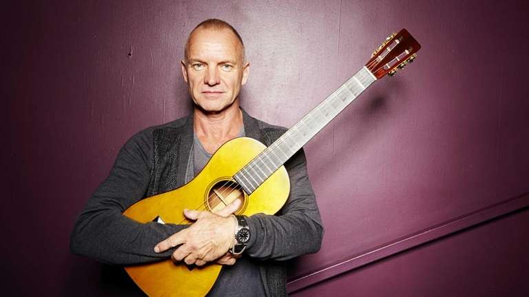 Sting at The Public Theater in New York