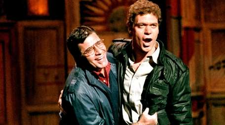 Joe Piscopo (1980-84; pictured at right with Jerry