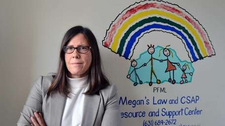 Laura Ahearn, Executive Director of Parents for Megan's