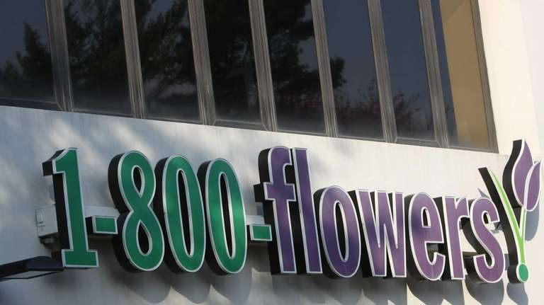 The 1-800-Flowers' headquarters in Carle Place Tuesday, Oct.