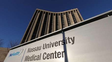 Nassau University Medical Center in East Meadow is
