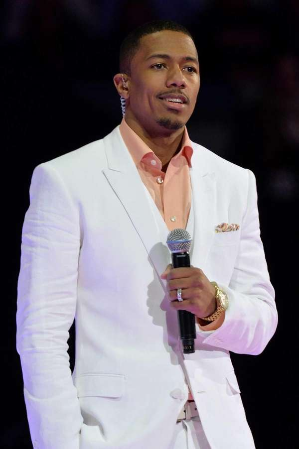 Nick Cannon hosts the State Farm All-Star Saturday