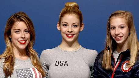 The agents for U.S. figure skaters Ashley Wagner,