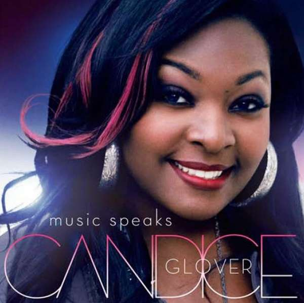 "Candice Glover's debut album, ""Music Speaks,"" out Feb."