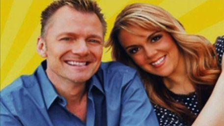 Steve Harper and Leeana Karlson, of Long Island's