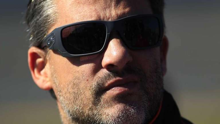 Tony Stewart, driver of the #14 Bass Pro